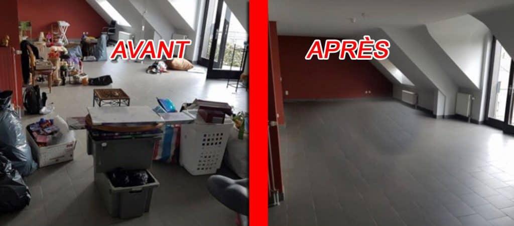 Comment vider un appartement en Hauts-de-Seine