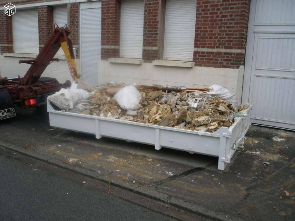 débarras d'appartement location benne 91 Évry-Courcouronnes